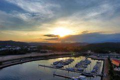 Chahue-marina-sunset