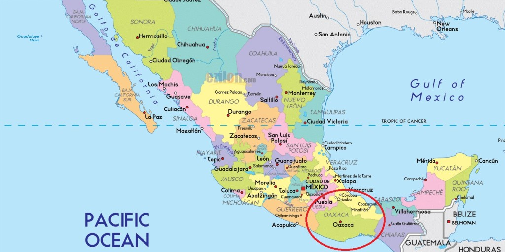 Locations – Bayside Real Estate Huatulco on