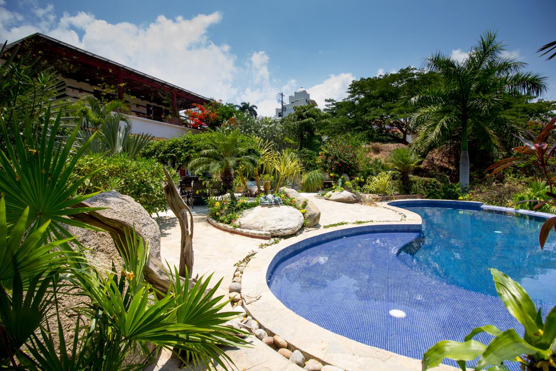 Tropical Hacienda Paradise