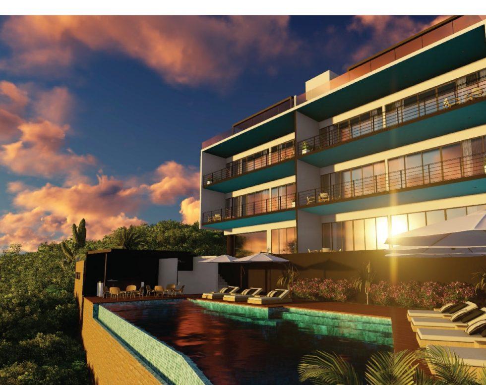 Oceanfront 3 Bedroom Penthouse