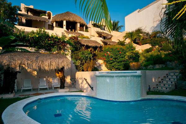 Agua Azul La Villa Bayside Real Estate Huatulco