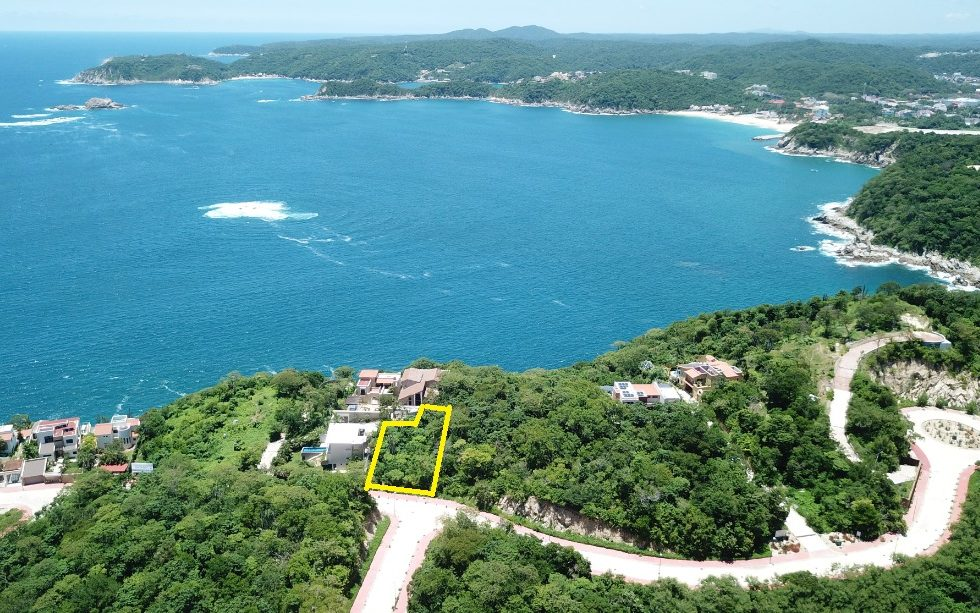 Chahue Ocean View Lot