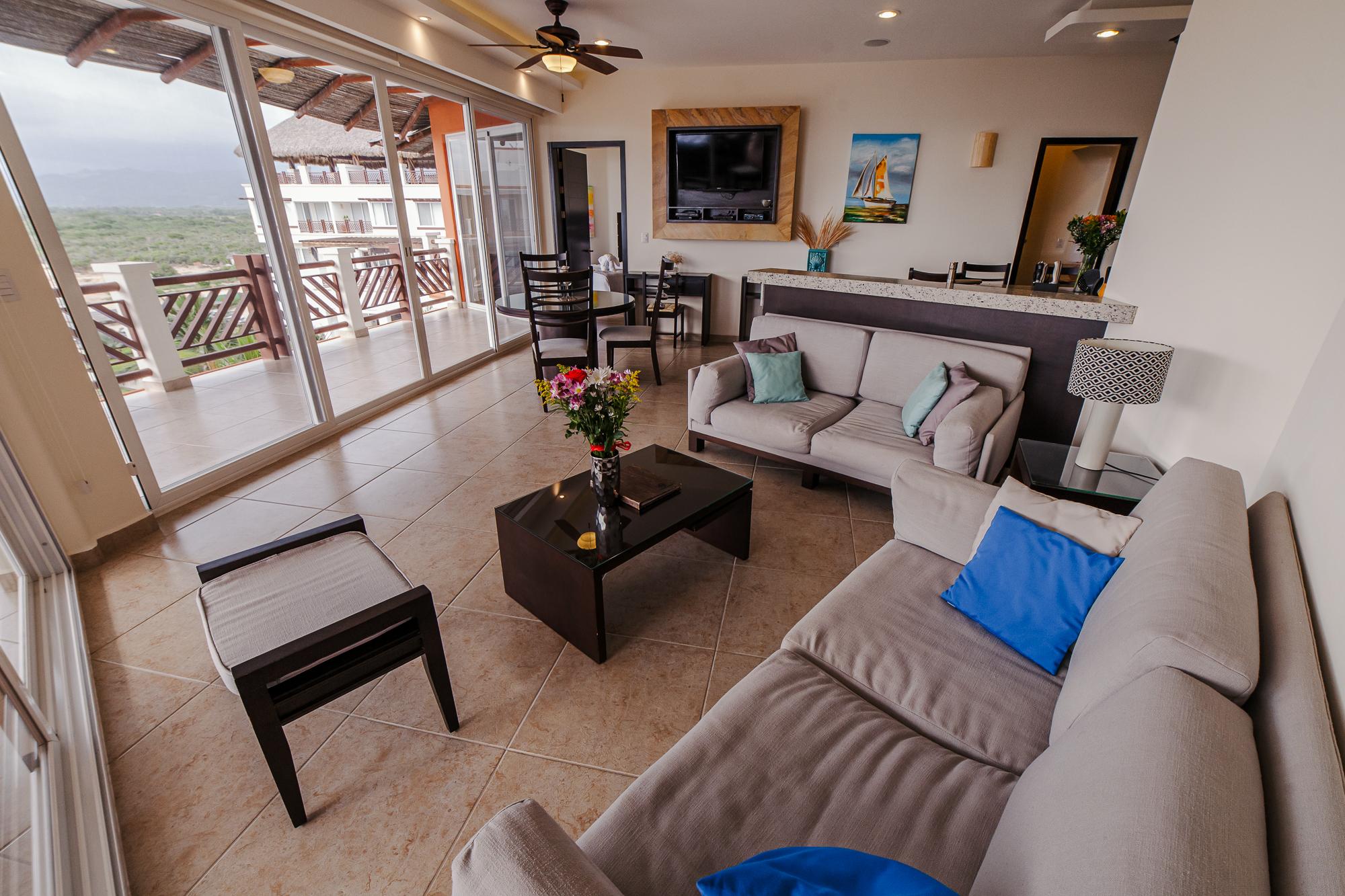 2 Bedroom Beach Living