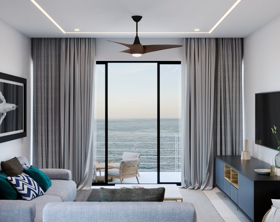 Beachfront 3 Bedroom