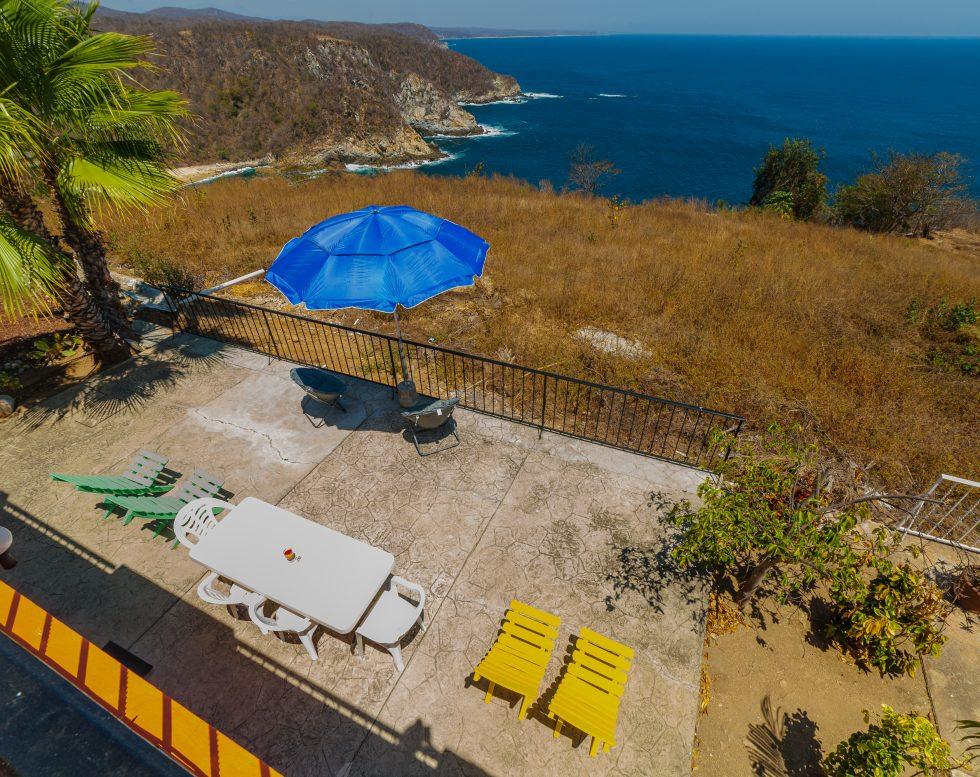 2 Bedroom Oceanfront Casa