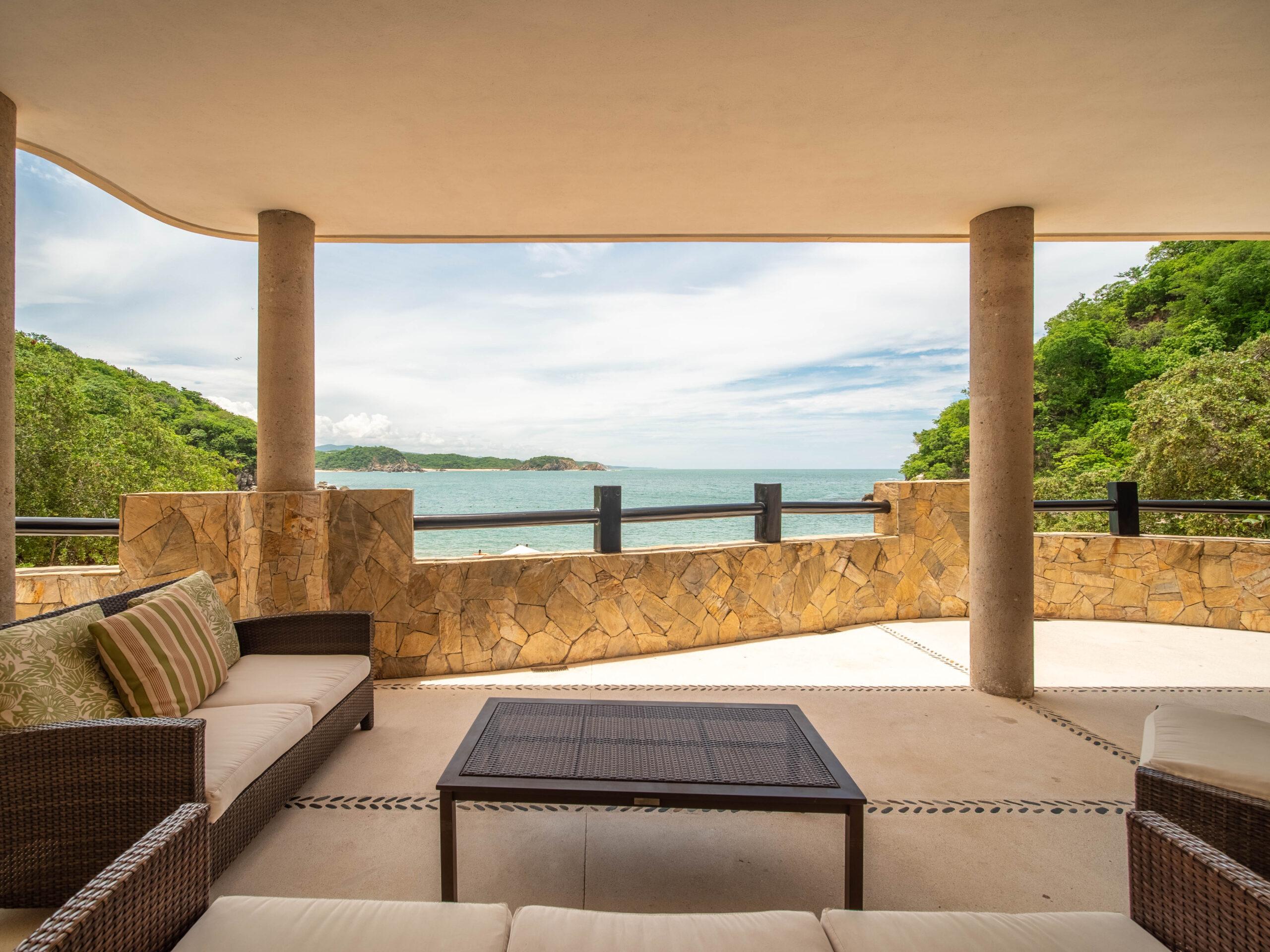 Beachfront Luxury