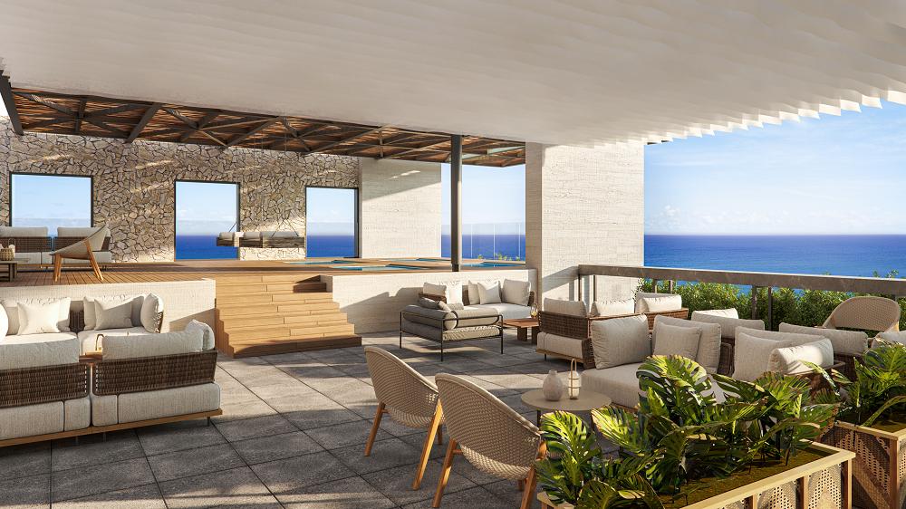 2 Bedroom Beachfront